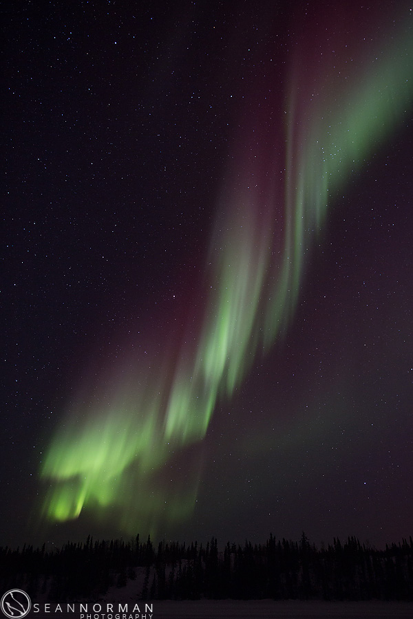 yellowknife northern lights pictures canada