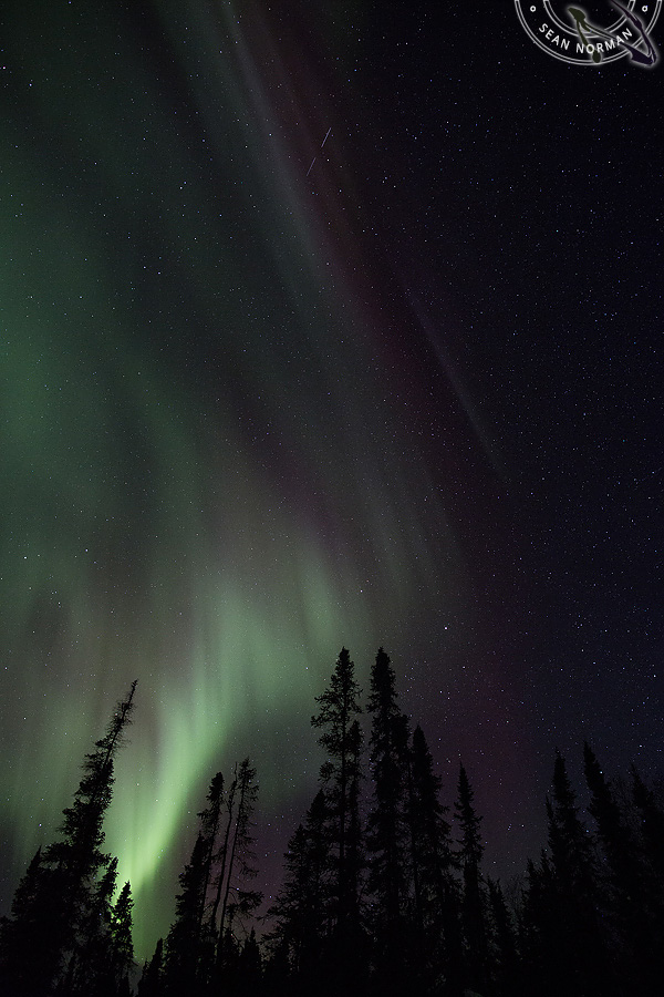 yellowknife northern lights photography