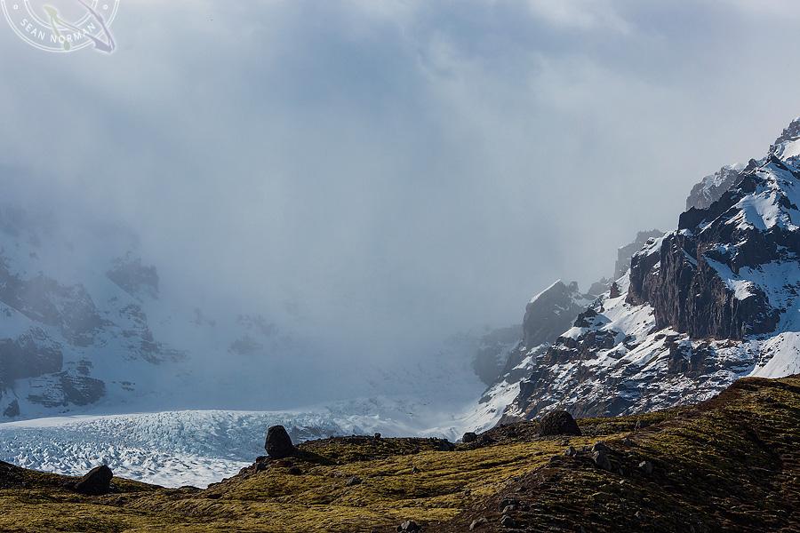 Iceland Jökulsárlón - Walking on Ice Again - 1