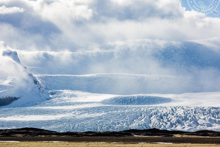 Iceland Jökulsárlón - Walking on Ice Again - 10