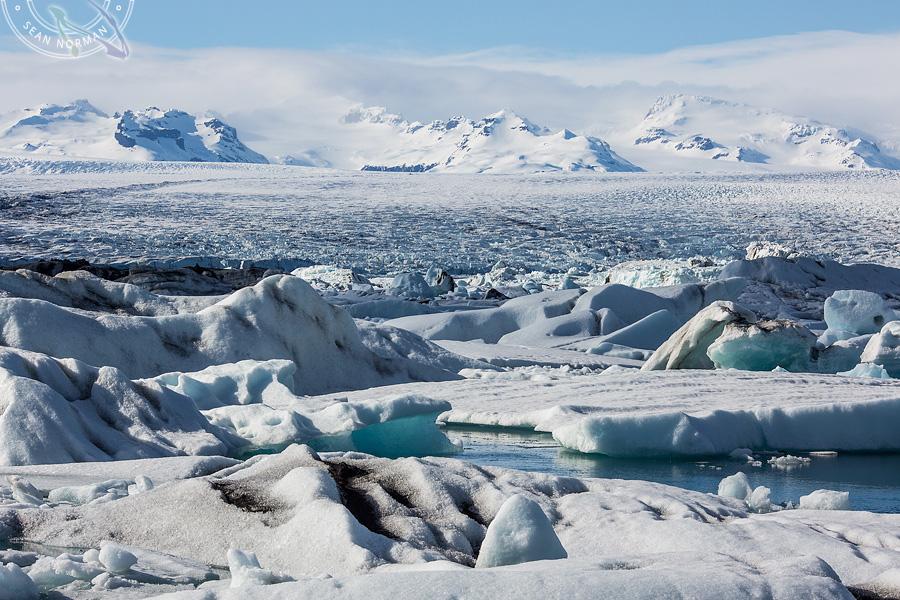 Iceland Jökulsárlón - Walking on Ice Again - 8