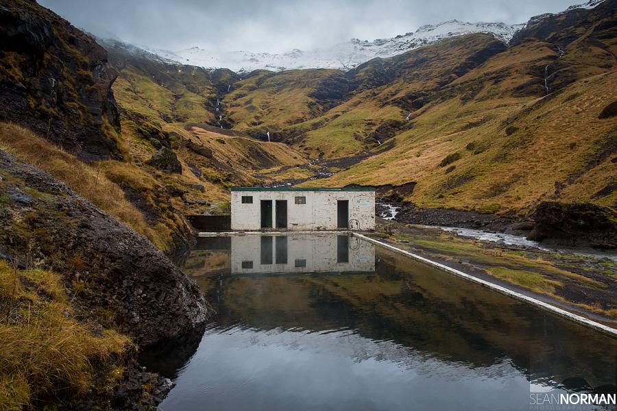 Seljavallalaug South Iceland