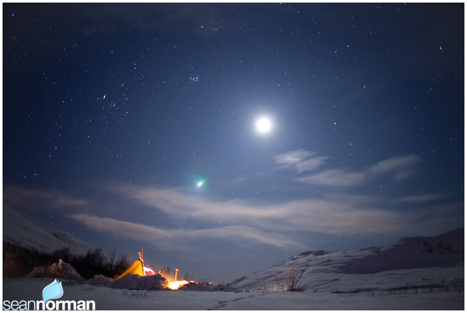 aurora chasing tromso kjetil skogli