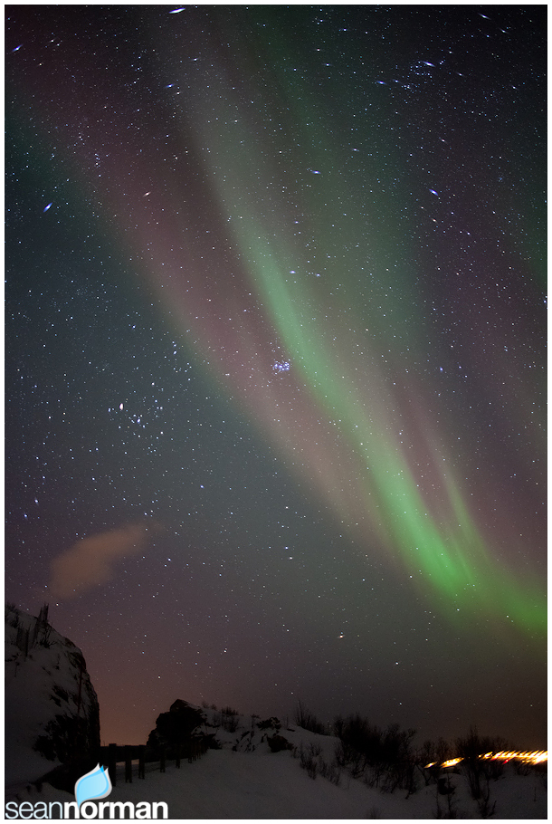 northern lights kjetil skogli tromso