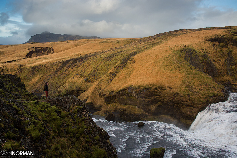 Skogar Iceland - Hiking Waterfalls Above Skogafoss - 13.jpg