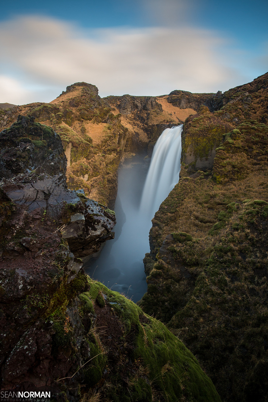Skogar Iceland - Hiking Waterfalls Above Skogafoss - 10.jpg
