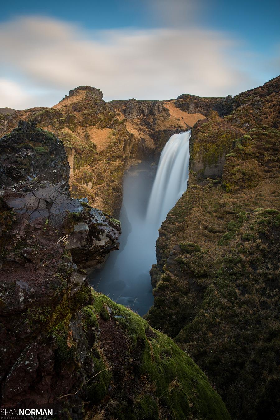 Skogar Iceland - Hiking Waterfalls Above Skogafoss - 10.jpg