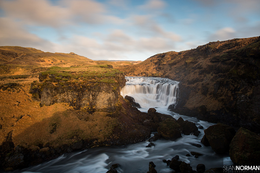 Skogar Iceland - Hiking Waterfalls Above Skogafoss - 6.jpg