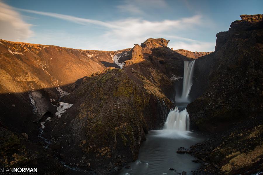 Skogar Iceland - Hiking Waterfalls Above Skogafoss - 9.jpg