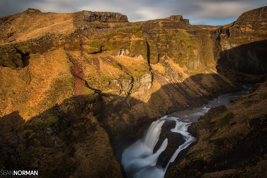 Skogar Iceland - Hiking Waterfalls Above Skogafoss - 2.jpg