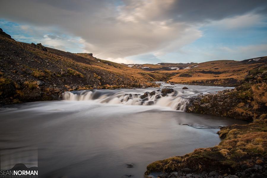 Skogar Iceland - Hiking Waterfalls Above Skogafoss - 12.jpg