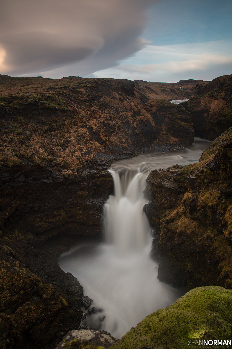 Skogar Iceland - Hiking Waterfalls Above Skogafoss - 5.jpg