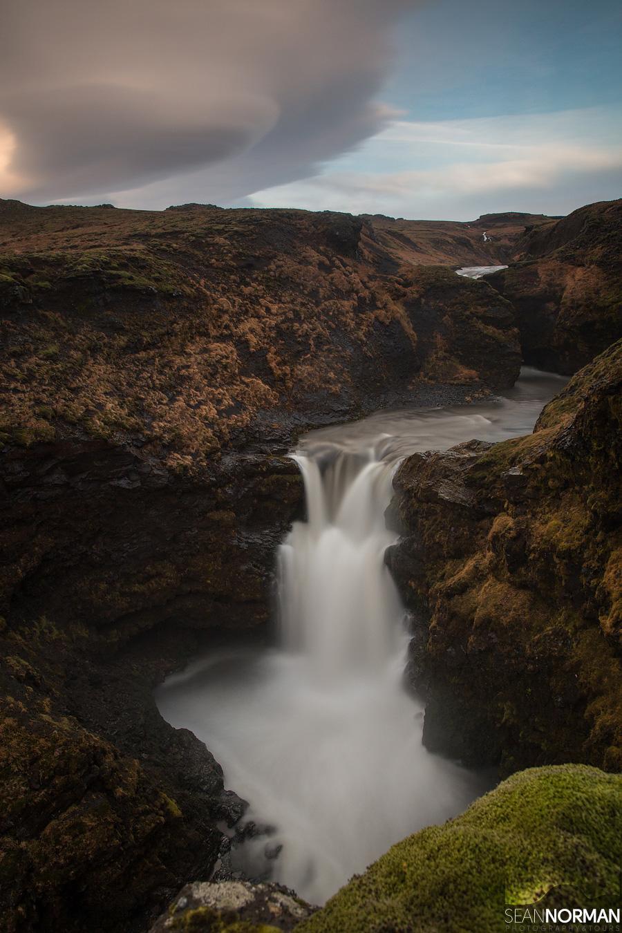 Skogar Iceland - Hiking Waterfalls Above Skogafoss - 5.jpg