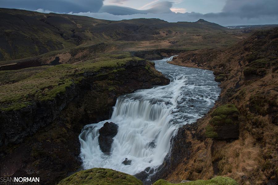 Skogar Iceland - Hiking Waterfalls Above Skogafoss - 14.jpg