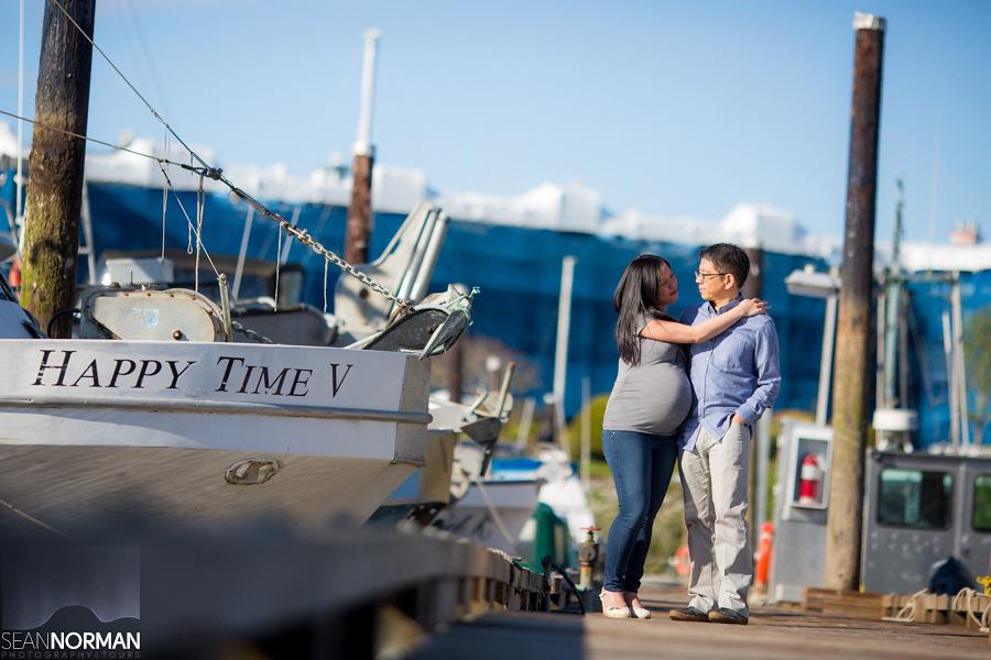 Jenn & Jeff - Steveston Maternity Images - 9.jpg