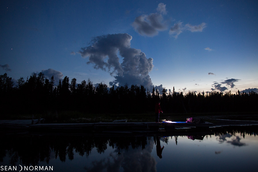Yellowknife Northern Lights in August - Sean's Guesthouse & Aurora Tours - 1.jpg