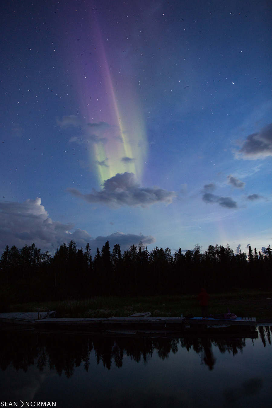 Yellowknife Northern Lights in August - Sean's Guesthouse & Aurora Tours - 3.jpg