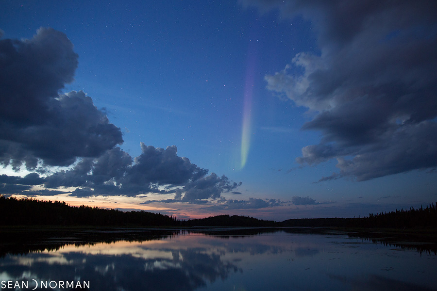 Yellowknife Northern Lights in August - Sean's Guesthouse & Aurora Tours - 7.jpg