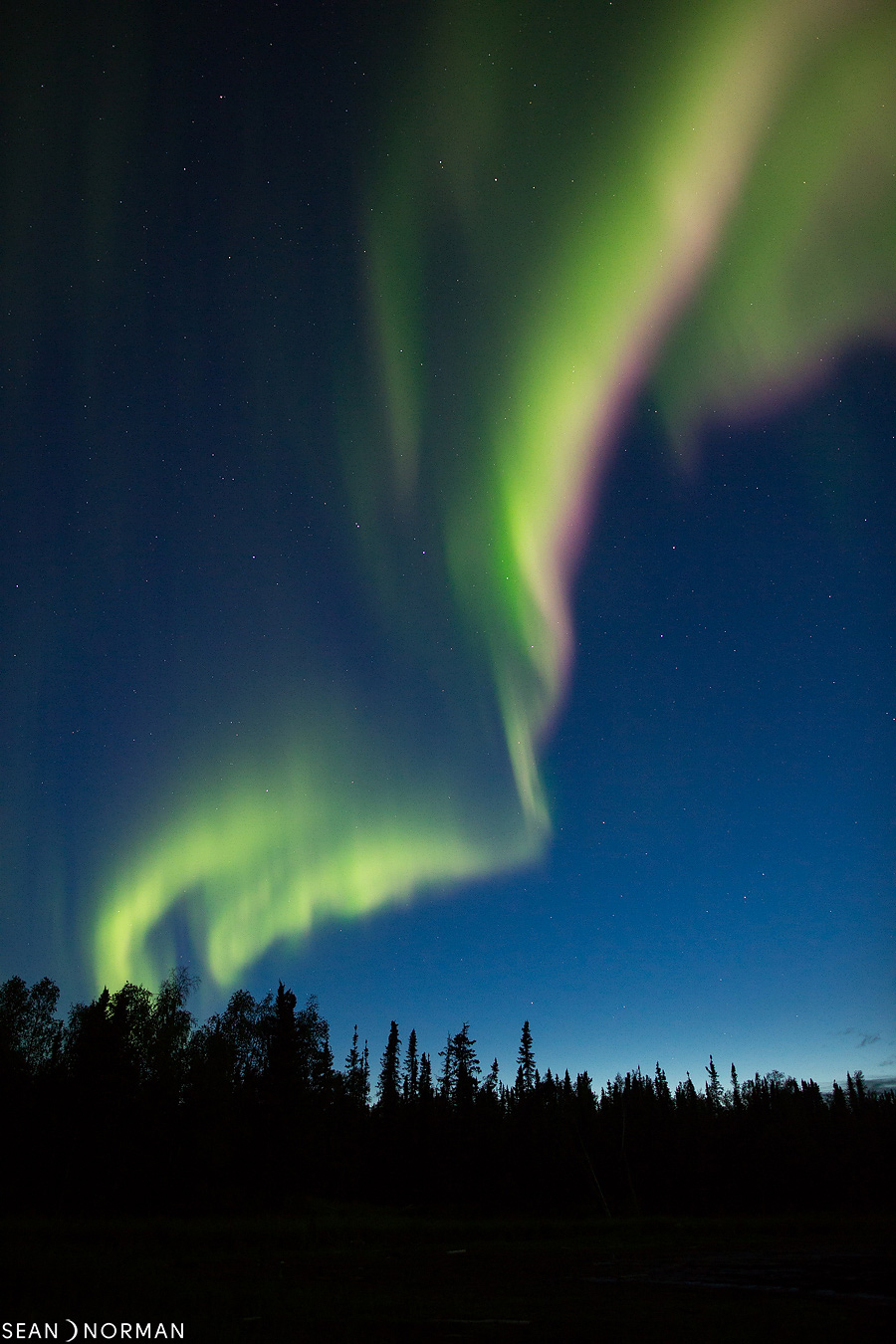 Sean's Yellowknife Bed & Breakfast - Yellowknife Northern Light Tours - 3.jpg