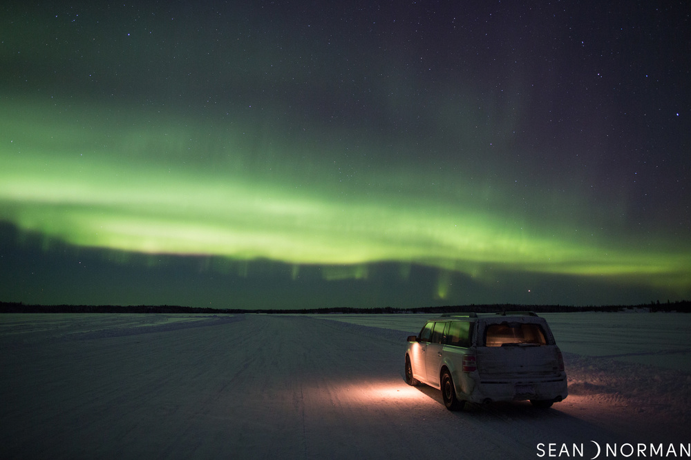 Sean's Yellowknife Guesthouse & Aurora Tours - Northern Lights Yellowknife - 4.jpg