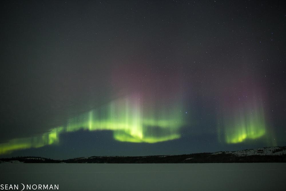 Yellowknife Northern Lights - Sean's Bed & Breakfast - February Aurora - 4.jpg