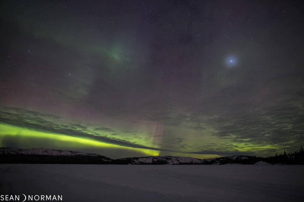 Yellowknife Northern Lights - Sean's Bed & Breakfast - February Aurora - 5.jpg