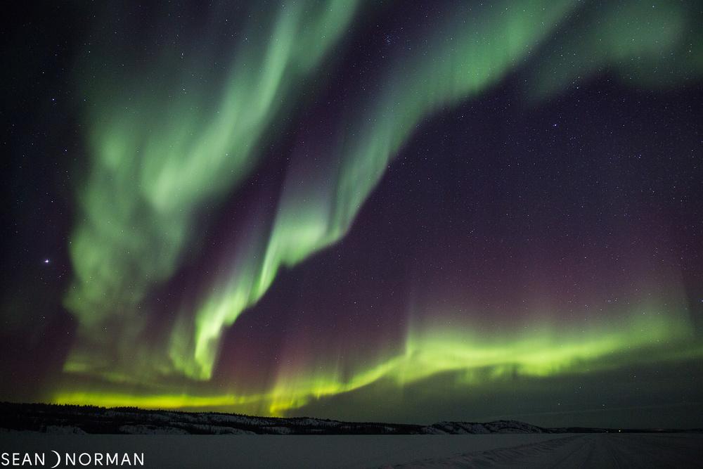 Yellowknife Northern Lights - Sean's Bed & Breakfast - February Aurora - 2.jpg