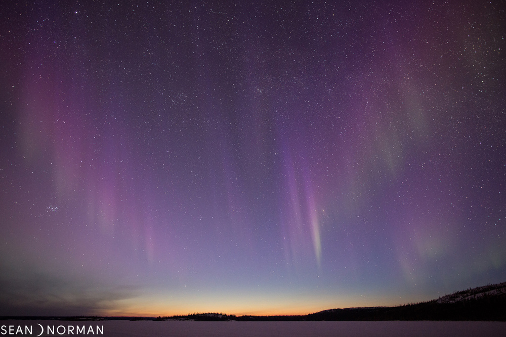 Sean's Guesthouse - The Best Place to See the Northern Lights - Yellowknife B&B - 1.jpg