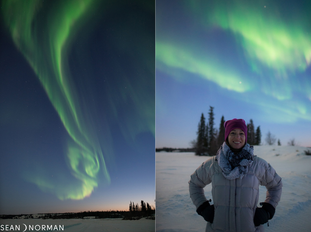 Yellowknife Accommodation - Sean's Guesthouse - Yellowknife Best Place to See the Aurora - 1a.jpg