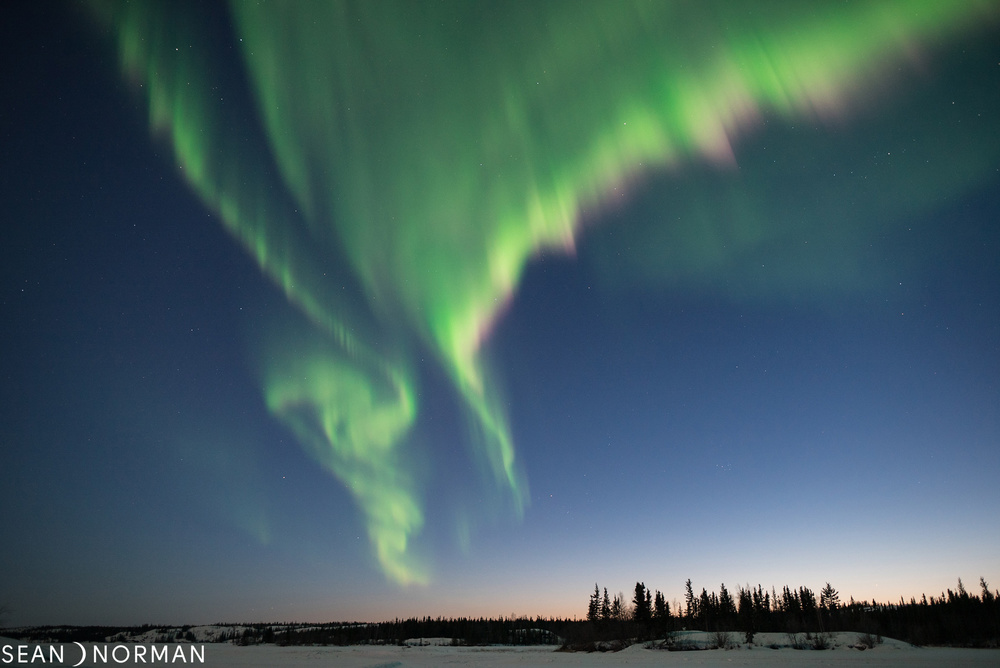 Yellowknife Accommodation - Sean's Guesthouse - Yellowknife Best Place to See the Aurora - 2.jpg