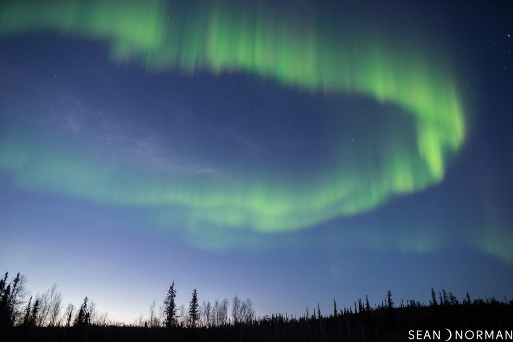 The Best Place to See the Aurora - Sean's Guesthouse - Yellowknife Accommodation - 2.jpg