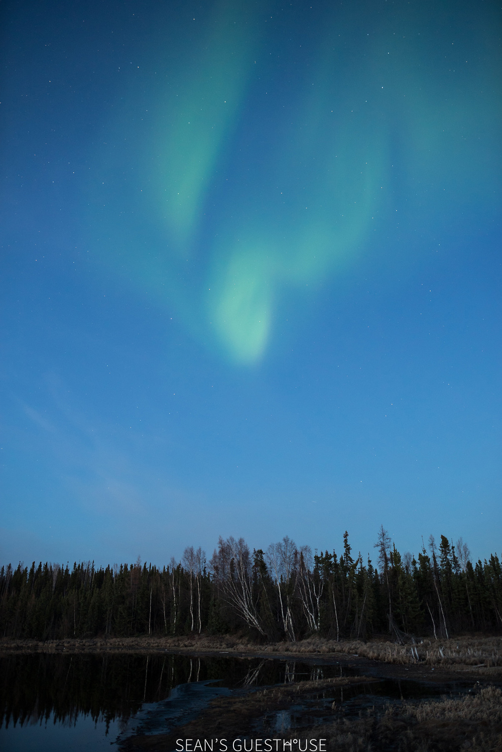 Sean's Guesthouse - Best Place to see the northern lights - Yellowknife Accommodation - 1.jpg
