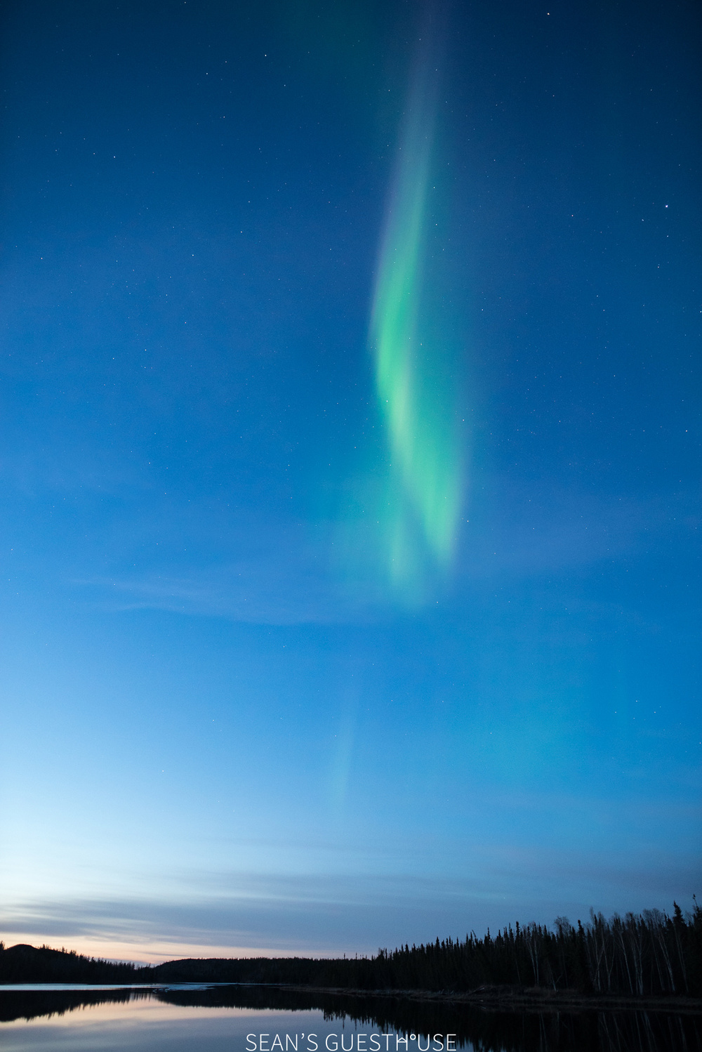 Sean's Guesthouse - Best Place to see the northern lights - Yellowknife Accommodation - 2.jpg