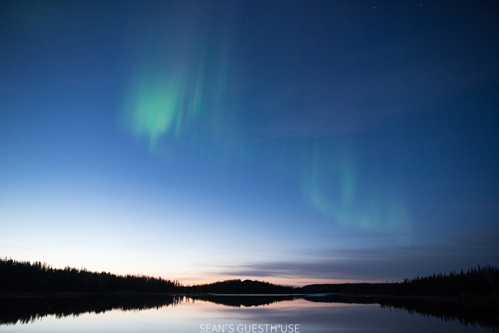 Sean's Guesthouse - Best Place to see the northern lights - Yellowknife Accommodation - 3.jpg