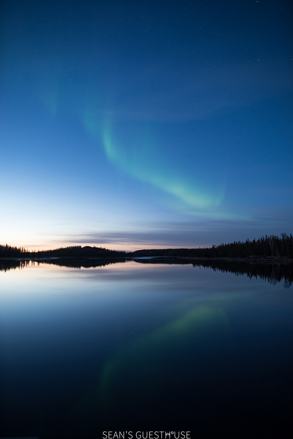 Sean's Guesthouse - Best Place to see the northern lights - Yellowknife Accommodation - 4.jpg