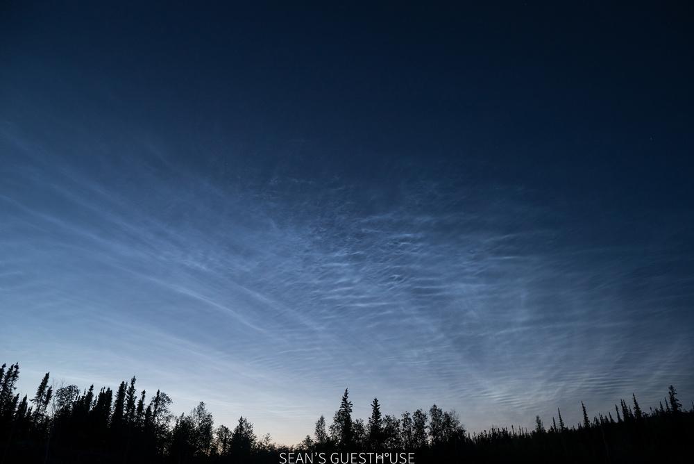 Yellowknife Northern Lights Tours - Sean's Guesthouse August Aurora - 1.jpg