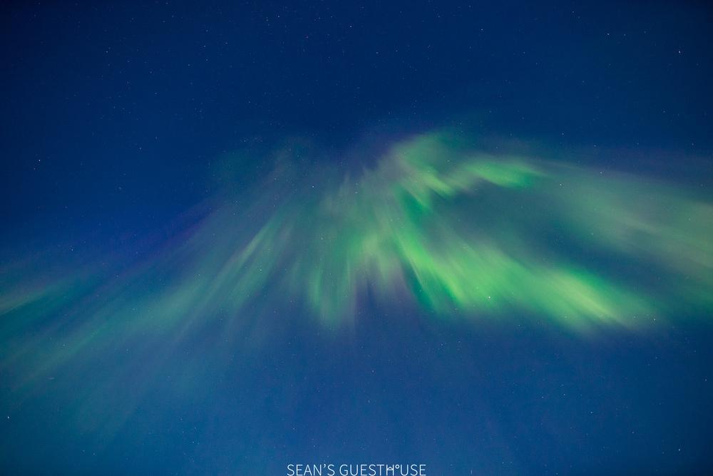 Yellowknife Northern Lights Tours - Sean's Guesthouse August Aurora - 3.jpg