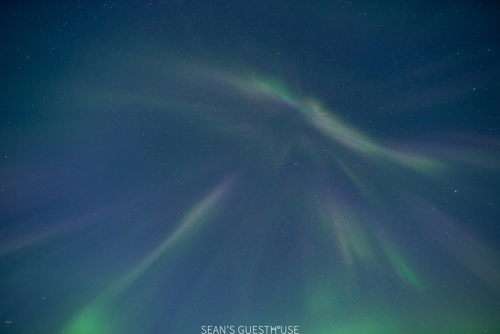 Sean's Guesthouse - Yellowknife Northern Lights - Summer Aurora - 2.jpg