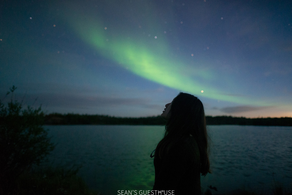 Sean's Guesthouse - Yellowknife Northern Lights and Perseid Meteor Shower - 5.jpg