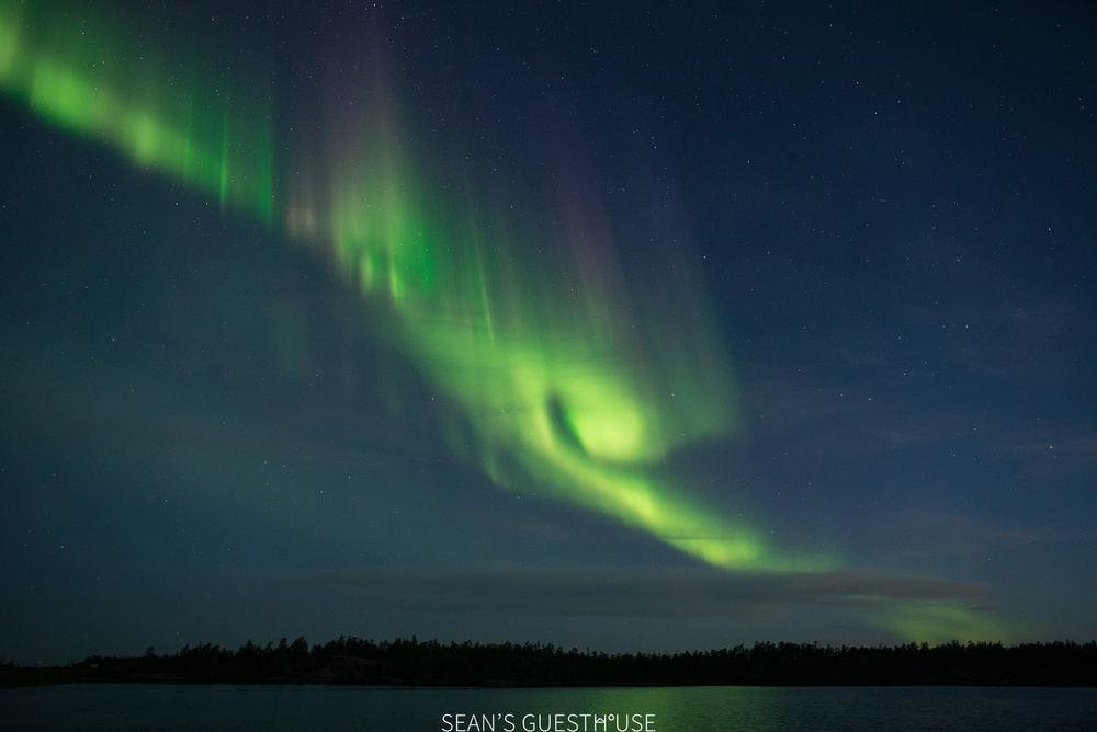 Sean's Guesthouse - Yellowknife Northern Lights and Perseid Meteor Shower - 7.jpg