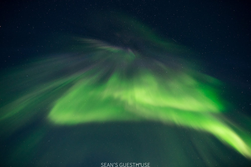 Sean's Guesthouse - Yellowknife Northern Lights and Perseid Meteor Shower - 8.jpg