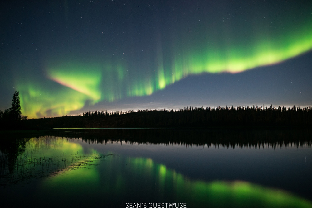 Yellowknife Northern Lights - August Aurora Borealis - Sean's Guesthouse - 10.jpg