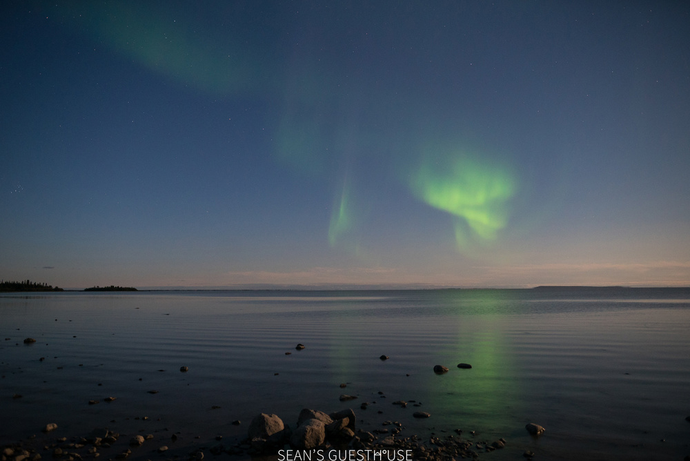 Sean's Guesthouse - Yellowknife Northern Lights Chasing - 1.jpg