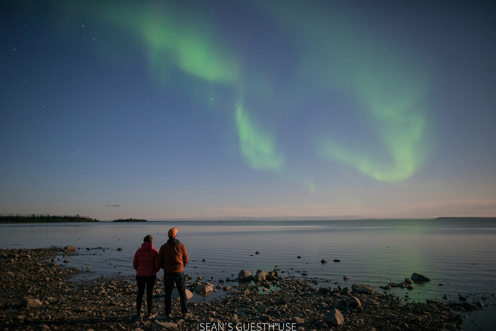 Sean's Guesthouse - Yellowknife Northern Lights Chasing - 2.jpg