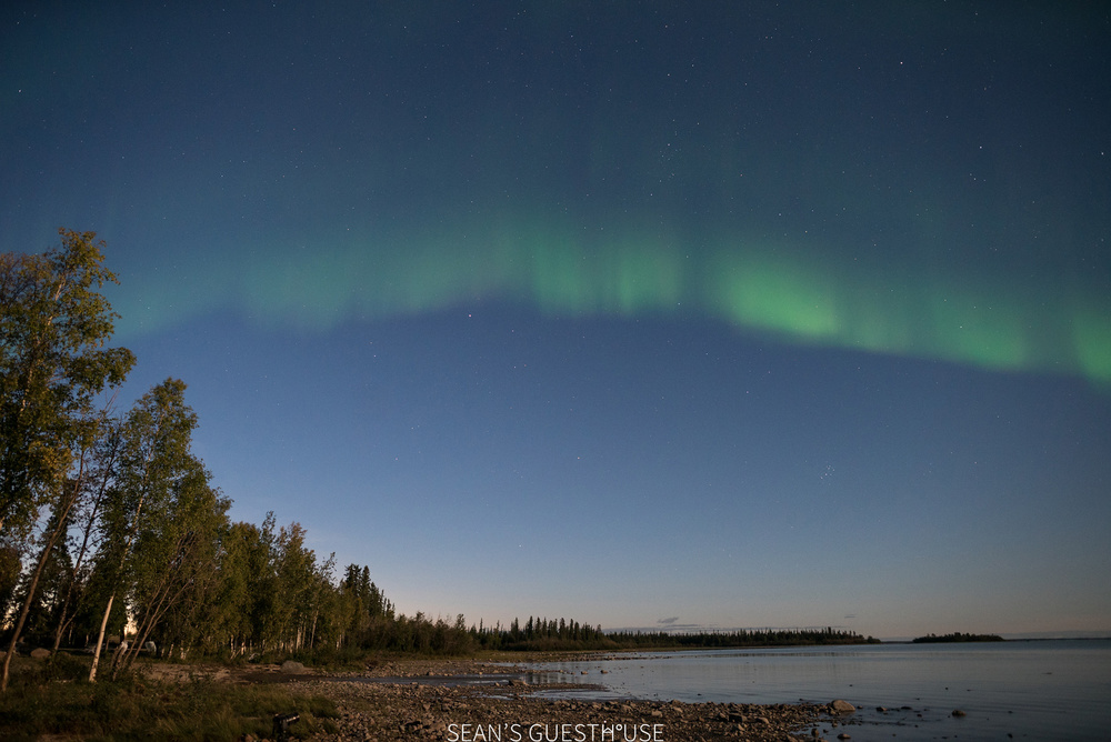 Sean's Guesthouse - Yellowknife Northern Lights Chasing - 3.jpg