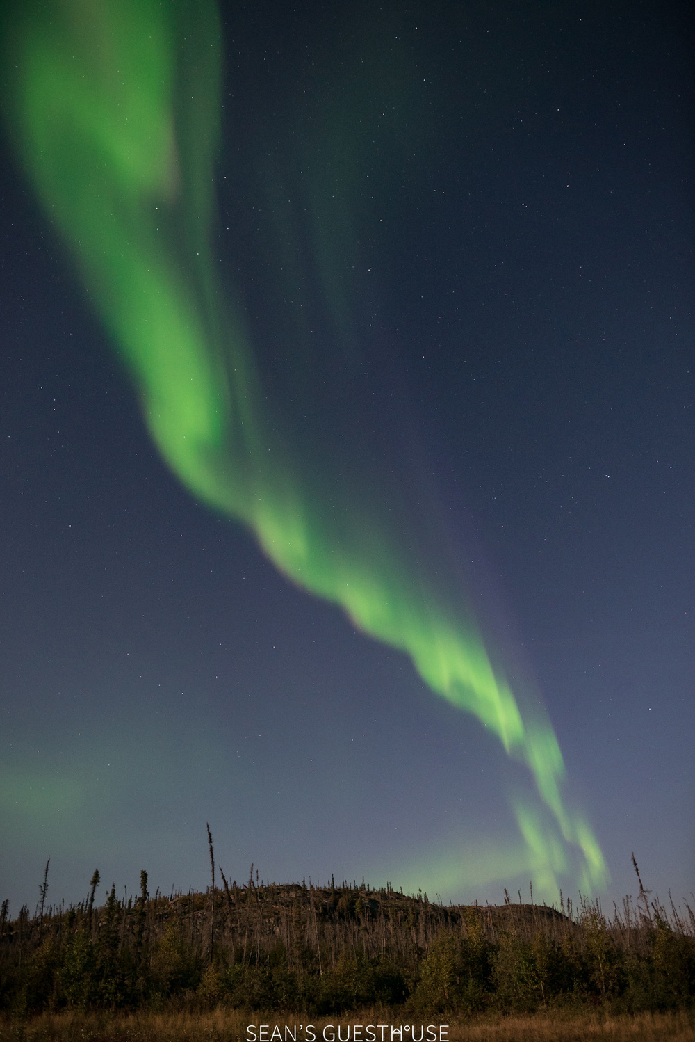 Sean's Guesthouse - Yellowknife Northern Lights Chasing - 7.jpg