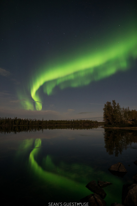 Sean's Guesthouse - Yellowknife Aurora Borealis Tours - 7.jpg