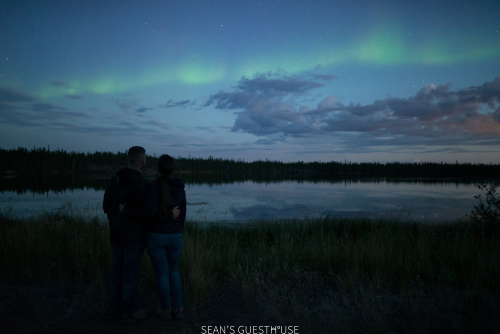 Sean's Guesthouse - August Northern Lights Yellowknife - 1.jpg
