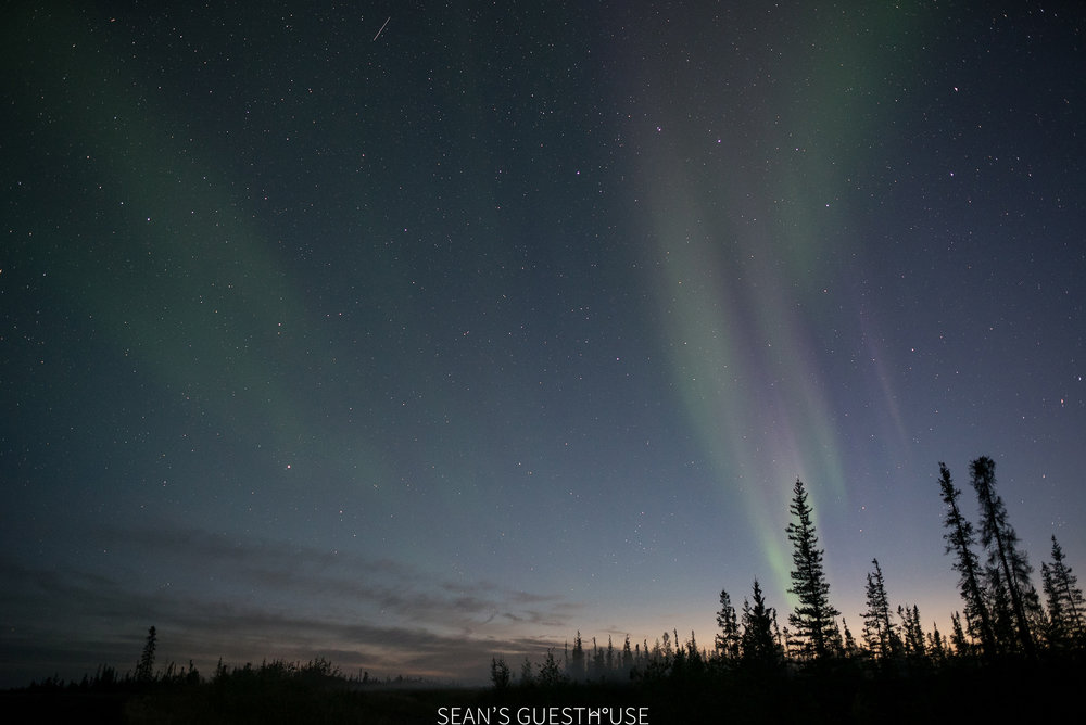 Sean's Guesthouse Blog - Northern Lights and Lightning Yellowknife - 2.jpg