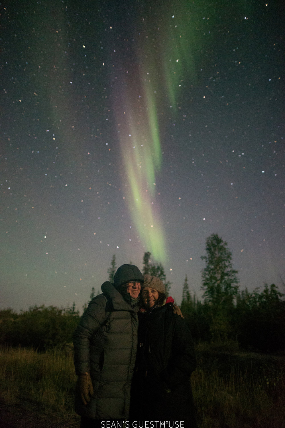 Sean's Guesthouse Blog - Northern Lights and Lightning Yellowknife - 7.jpg